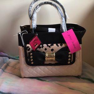 Betsey Johnson 2 in 1 purse
